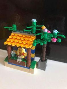 Lego 4, Cool Lego, Lego Duplo, Lego Building, Building Ideas, Lego Beach, Lego Products, Lego House, Lego Stuff