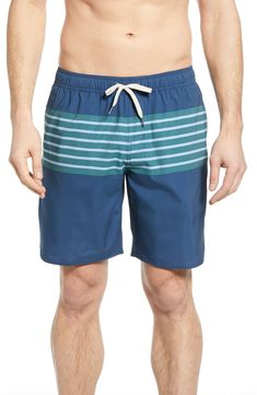 Leisue Donut Seamless Quick Dry Elastic Lace Boardshorts Beach Shorts Pants Swim Trunks Mens Swimsuit with Pockets