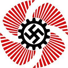 "German ""Strength Through Joy"" John Power, Ww2 Uniforms, Nazi Propaganda, German Soldiers Ww2, The Third Reich, World War Two, Historical Photos, Fun Facts, Strength"