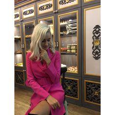 🎀 #barbie #barbiestyle #barbiedoll #makeup #pink #moda #fashion #fashionblogger #martasoltysyak #baby #babydoll #festival #makeuplover #pinkfashion