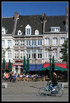 Maastricht, Netherlands. #travel #Holland #Maastricht