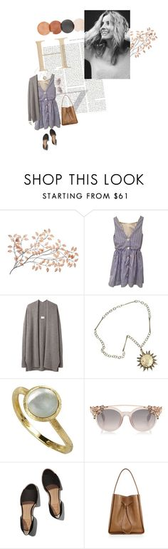 """""""72"""" by nocturnalanimal ❤ liked on Polyvore featuring American Apparel, Giada Forte, Marco Bicego, Abercrombie & Fitch and 3.1 Phillip Lim"""
