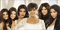 Keeping Up with the Kardashians.. Love them!!