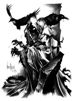Grave Sorcerer by TheNecros