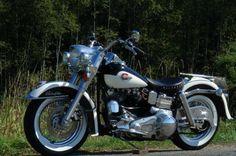 Completed 1983 FLH Resto-Mod | Vintage Harley Davidson & Indian Motorcycle Restoration | Brand New Old Bike