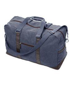 Blue Duffel Bag #zulily #zulilyfinds