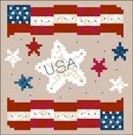 Free Stars & Stripes and others from Janlynn.