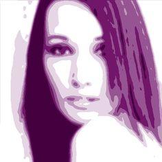Arte / art / pintura / painting / monocromo / Ariadna