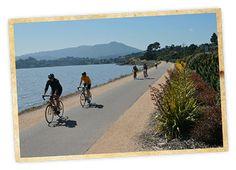 Paradise Loop: 24 miles, Marin area