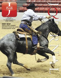 The April digital Journal Plus is free to everyone! You'll find the complete collection of 2011 high-point winners, plus high-point champs from as far back as 1952! You'll also enjoy other great content, like coverage of Road to the Horse and the Pfizer Versatility Ranch Horse and AQHA Cowboy Mounted Shooting World Show. Share with your friends!