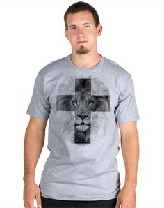 Cross Lion shirt