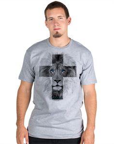 Cross Lionshirt