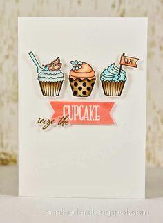 Annikarten: Keep it Simple! # 36: Delicious! W Plus 9: Sweets & Treats