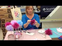 ▶ Crankin' Out Crafts -ep365 Princess Puffy Wand (Frozen Theme) - YouTube