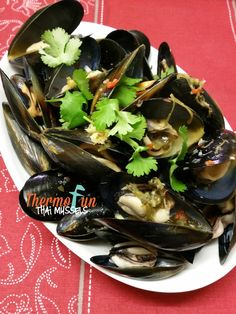 Week 7 2016 – Thai Mussels - A must to try out in your thermomix!