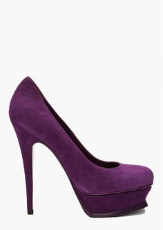 Purple Pumps♥