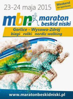 ....gdzieś w górach...ja...: majowy maraton w Beskidzie Niskim
