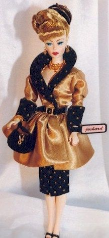 Joshard Originals Barbie doll