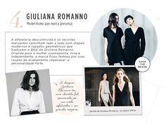 10 marcas paulistanas que você precisa conhecer: Giuliana Romanno