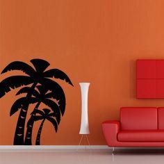 Wall Decal Decor Decals Sticker Palm Island Sunset Ocean Landscape Beach (M237) DecorWallDecals http://www.amazon.com/dp/B00FWK987O/ref=cm_sw_r_pi_dp_nfmYub0ER905T