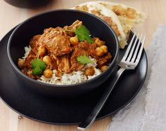 Recipe | Indian-Spiced Lamb & Chickpea Curry