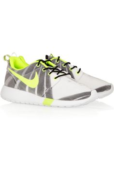 finest selection 94006 140fd Nike - + Flavio Samelo Roshe Run mesh sneakers