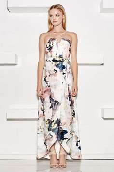 Cooper St. White Orchid Maxi Dress