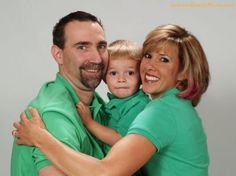 Awkward Family Photos - St. Patrick's Day Edition. See more here: http://abcn.ws/1HSRpnp