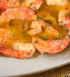 Camarones al Ajillo: Shrimp in Garlic Sauce