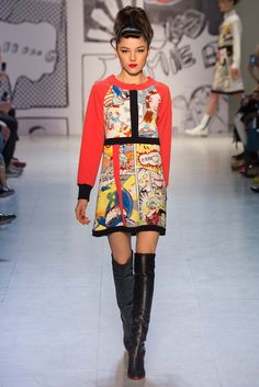 Tsumori Chisato Fall 2015 Ready-to-Wear - Collection - Gallery - Style.com: