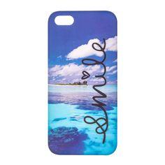 Beach Smile Phone Case - iPhone 5/5S