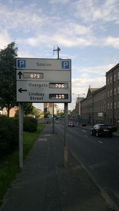 In Dundee, June 2012.