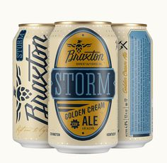 Storm Golden Cream Ale