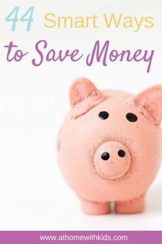 Looking for new ways to save money every month? Don't miss these super simple saving money ideas. It's a must read if you are serious about doing more with your money!