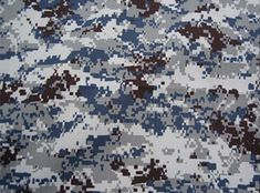 Military Digital Camo Patterns | Amazon.com: 18 inch Army ACU Digital Camouflage Pattern Polyester