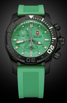 Watch What-If: Swiss Army Dive Master 500 Chronograph Watch What-If Sport Watches, Cool Watches, Watches For Men, Latest Watches, Stylish Watches, Women's Watches, Wrist Watches, Men's Accessories, Affordable Watches