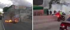 Noticias ao Minuto - Morte de estudante dentro de escola provoca pânico na Avenida Brasil