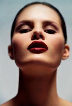 #Brazilian #model Isabeli Fontana by Michael Thompson