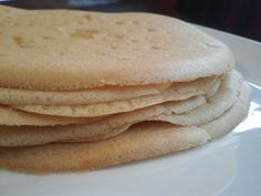 Gluten Free Corn Flour Crepes-2 eggs 1 cup milk or milk alternative (I used Almond Milk) 1/2 tsp fresh lime juice 1 tsp sea salt  1 cup (non-GMO) Corn Flour 2 Tbsp butter or Dairy Free Earth Balance Butter Sub., melted