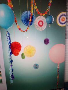 Balloons and garlands from Balloonland, Slovakia