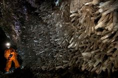 Naica: The Crystal Cave of Giants: Mexico