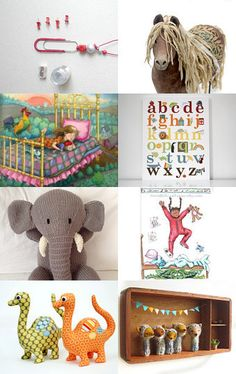 Child's  Play by Joy on Etsy--Pinned with TreasuryPin.com