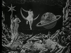 A Trip to the Moon - dir. Georges Méliès, 1902