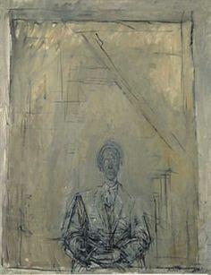 Alberto Giacometti, Yanaihara, 1958