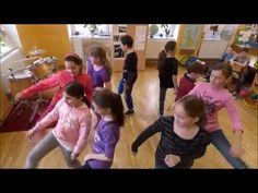 Hoky Koky - píseň s pohybem - YouTube Music School, Elementary Music, Teaching Music, Aerobics, Activities For Kids, Education, Youtube, Halloween, Carnival