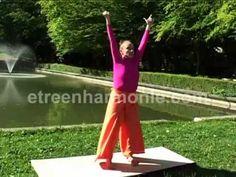 """Qi Gong - Les 5 mouvements énergétiques - 5'35"""" - YouTube"""