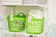 The 12 Best Dollar Store Organizing Ideas Your local everything-for-a-dollar store is brimming with affordable home organizing tools—as long as you know what to look for. Cabinet Door Storage, Pegboard Storage, Storage Baskets, Storage Ideas, Plastic Baskets, Plastic Laundry Basket, Dollar Store Hacks, Dollar Stores, Tool Organization