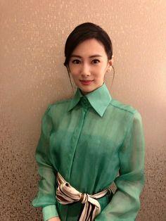 Keiko Kitagawa, Seventeen Magazine, Sailor Mars, Japanese Beauty, Kobe, Ruffle Blouse, Actresses, Pretty, Beautiful