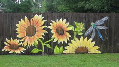 If you are looking for backyard fence art you've come to the right place. We have 20 images about backyard fence art including images, pictures, photos, wa Garden Fence Art, Diy Garden, Backyard Fences, Backyard Projects, Garden Crafts, Dream Garden, Garden Projects, Backyard Privacy, Garden Privacy