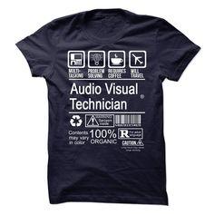 AUDIO VISUAL TECHNICIAN - CERTIFIED JOB